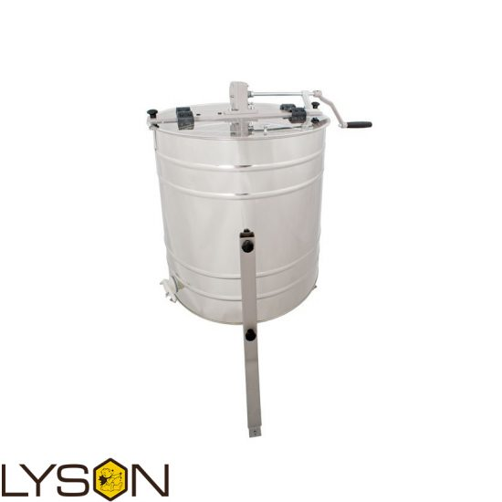 honey-extractor-o400mm-2-frame-manual-drive-with-legs-minima